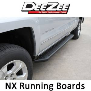 DeeZee - Dee Zee NX Running Boards