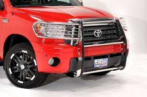 Exterior Accessories - Bull Bars / Grille Guards - DeeZee - Dee Zee Euro Guards
