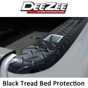 DeeZee - Dee Zee Black Treads