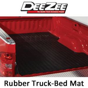 Truck Accessories - Truck Bed Accessories - DeeZee - Dee Zee Bed Mats