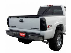 Exterior Accessories - AVS - AVS Tail Shades Blackout Taillight Covers