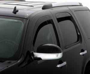 Exterior Accessories - Vent Visors / Rainguards - AVS - AVS Low Profile Ventvisor Window Vents