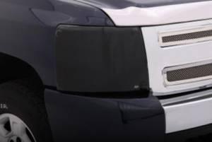 Chrome Trim - Headlight Accents - AVS - AVS Headlight Covers