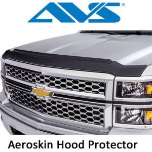 Exterior Accessories - Hood Shields - AVS - AVS Aeroskin II Hood Shields