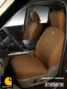 Seat Covers - Carhartt Seat Covers - Carhartt - Carhartt SeatSaver Seat Covers