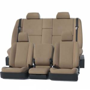 Seat Covers - Leatherette / Suede Seat Covers - Covercraft - Precision Fit Leatherette Seat Covers
