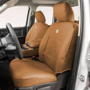 Seat Accessories - Seat Covers - Carhartt - Carhartt Precision Fit Seat Covers