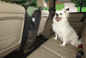 Canine Products - Auto Canine Covers - Covercraft - Travel Seatback Barriers
