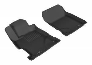 Floor Mats / Liners - Floor Liners - 3D MAXpider - 3D MAXpider ACURA ILX 2013-2020 KAGU GRAY R1