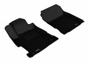 Floor Mats / Liners - Floor Liners - 3D MAXpider - 3D MAXpider ACURA ILX 2013-2020 KAGU BLACK R1