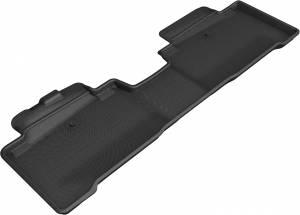 Floor Mats / Liners - Floor Liners - 3D MAXpider - 3D MAXpider ACURA MDX SPORT HYBRID 2017-2020 KAGU BLACK R2