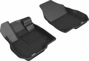Floor Mats / Liners - Floor Liners - 3D MAXpider - 3D MAXpider ACURA RDX 2019-2020 KAGU BLACK R1