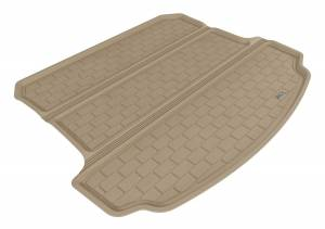 Floor Mats / Liners - Cargo Liners/Mats - 3D MAXpider - 3D MAXpider 9293-09 ACURA MDX 2007-2013 KAGU TAN BEHIND 2ND ROW STOWABLE CARGO LINER