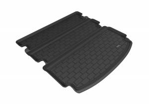 Floor Mats / Liners - Cargo Liners/Mats - 3D MAXpider - 3D MAXpider L1AC00311509 ACURA MDX 2014-2020 KAGU GRAY BEHIND 2ND ROW STOWABLE CARGO LINER