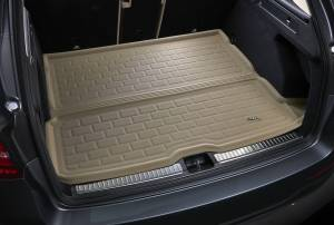 3D MAXpider - 3D MAXpider L1AC00312201 ACURA MDX 2014-2020 KAGU TAN BEHIND 2ND ROW STOWABLE CARGO LINER - Image 2
