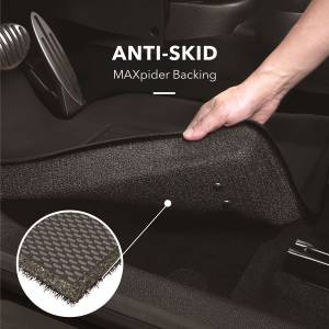 3D MAXpider - 3D MAXpider L1AC00312201 ACURA MDX 2014-2020 KAGU TAN BEHIND 2ND ROW STOWABLE CARGO LINER - Image 4