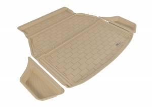 Floor Mats / Liners - Cargo Liners/Mats - 3D MAXpider - 3D MAXpider L1AC00622201 ACURA TLX 2015-2020 KAGU TAN STOWABLE CARGO LINER (3PCS)