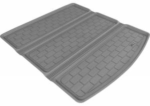 Cargo Liners/Mats - Cargo Liner (floor liner with side lips) - 3D MAXpider - 3D MAXpider L1AC01201502 AUDI A4/ S4/ RS4 SEDAN 2009-2016 KAGU GRAY STOWABLE CARGO LINER