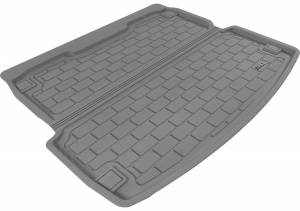 Cargo Liners/Mats - Cargo Liner (floor liner with side lips) - 3D MAXpider - 3D MAXpider L1AD00521502 AUDI A8 2011-2014 KAGU GRAY STOWABLE CARGO LINER