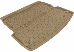 Cargo Liners/Mats - Cargo Liner (floor liner with side lips) - 3D MAXpider - 3D MAXpider L1AD00521509 AUDI A8 2011-2014 KAGU TAN STOWABLE CARGO LINER