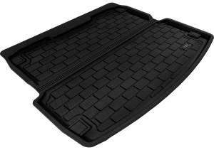 Floor Mats / Liners - Cargo Liners/Mats - 3D MAXpider - 3D MAXpider L1AD00522202 AUDI A8 2011-2014 KAGU BLACK STOWABLE CARGO LINER