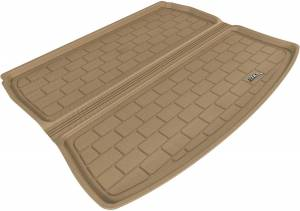 Cargo Liners/Mats - Cargo Liner (floor liner with side lips) - 3D MAXpider - 3D MAXpider L1AD00601501 AUDI A3 2006-2013 KAGU TAN STOWABLE CARGO LINER