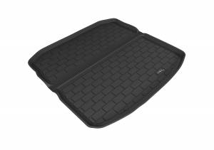 Cargo Liners/Mats - Cargo Liner (floor liner with side lips) - 3D MAXpider - 3D MAXpider AUDI A3/ S3 2015-2020 KAGU GRAY STOWABLE CARGO LINER