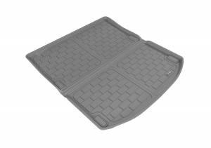 Floor Mats / Liners - Cargo Liners/Mats - 3D MAXpider - 3D MAXpider L1AD03321501 AUDI A4 2017-2019/ S4-2018-2019 KAGU GRAY CROSS FOLD CARGO LINER