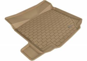 Cargo Liners/Mats - Cargo Liner (floor liner with side lips) - 3D MAXpider - 3D MAXpider L1AD04101509 BUICK LACROSSE 2010-2016 KAGU TAN CARGO LINER