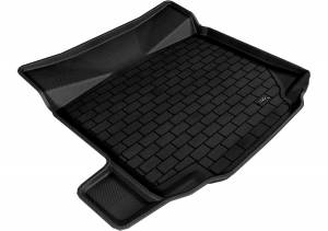 Cargo Liners/Mats - Cargo Liner (floor liner with side lips) - 3D MAXpider - 3D MAXpider L1AD04104609 BUICK LACROSSE 2010-2016 KAGU BLACK CARGO LINER