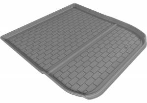 Cargo Liners/Mats - Cargo Liner (floor liner with side lips) - 3D MAXpider - 3D MAXpider L1AD04131501 BUICK ENCLAVE 2008-2017/ CHEVROLET TRAVERSE 2009-2017 KAGU GRAY BEHIND 2ND ROW CARGO LINER