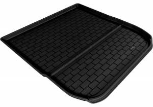 Floor Mats / Liners - Cargo Liners/Mats - 3D MAXpider - 3D MAXpider L1AD04131509 BUICK ENCLAVE 2008-2017/ CHEVROLET TRAVERSE 2009-2017 KAGU BLACK BEHIND 2ND ROW CARGO LINER