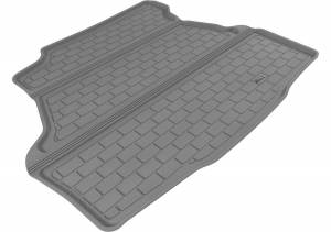 Cargo Liners/Mats - Cargo Liner (floor liner with side lips) - 3D MAXpider - 3D MAXpider L1AD04201501 BUICK LUCERNE 2006-2011 KAGU GRAY STOWABLE CARGO LINER
