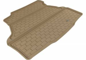 Cargo Liners/Mats - Cargo Liner (floor liner with side lips) - 3D MAXpider - 3D MAXpider L1AD04201502 BUICK LUCERNE 2006-2011 KAGU TAN STOWABLE CARGO LINER