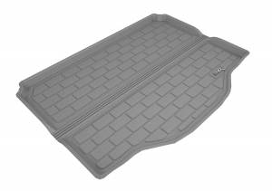Cargo Liners/Mats - Cargo Liner (floor liner with side lips) - 3D MAXpider - 3D MAXpider L1AD04611509 BUICK ENCORE 2013-2020/ CHEVROLET TRAX 2014-2020 KAGU GRAY STOWABLE CARGO LINER