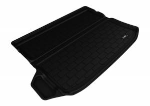 Cargo Liners/Mats - Cargo Liner (floor liner with side lips) - 3D MAXpider - 3D MAXpider L1BC01821502 BUICK ENVISION 2016-2020 KAGU BLACK STOWABLE CARGO LINER