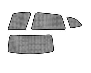 Interior Accessories - Sun Shades - 3D MAXpider - 3D MAXpider BMW X1 (E84) 2012-2015 SOLTECT SUNSHADE SIDE & REAR WINDOW