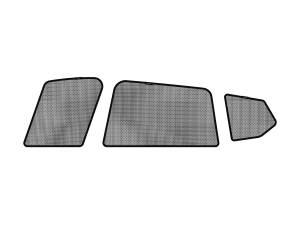 Interior Accessories - Sun Shades - 3D MAXpider - 3D MAXpider BMW X3 (F25) 2011-2017 SOLTECT SUNSHADE SIDE WINDOWS