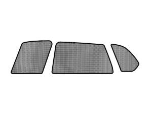 Interior Accessories - Sun Shades - 3D MAXpider - 3D MAXpider BMW X5 (E70) 2007-2013 SOLTECT SUNSHADE SIDE WINDOWS