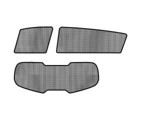 Interior Accessories - Sun Shades - 3D MAXpider - 3D MAXpider KIA SPORTAGE 2011-2016 SOLTECT SUNSHADE SIDE & REAR WINDOW