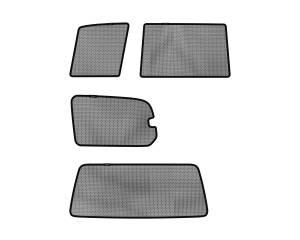 Interior Accessories - Sun Shades - 3D MAXpider - 3D MAXpider L1LX04101501 LEXUS LX470 1998-2007 SOLTECT SUNSHADE SIDE & REAR WINDOW