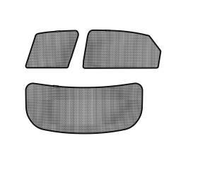 Interior Accessories - Sun Shades - 3D MAXpider - 3D MAXpider L1LX04311509 LEXUS NX/ NX HYBRID 2015-2020 SOLTECT SUNSHADE SIDE & REAR WINDOW