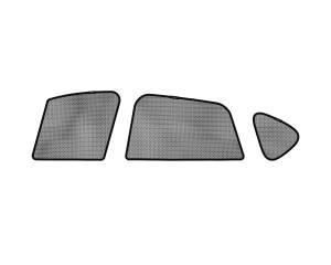 Interior Accessories - Sun Shades - 3D MAXpider - 3D MAXpider L1MZ01622209 MAZDA CX-5 2013-2016 SOLTECT SUNSHADE SIDE WINDOWS