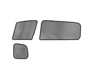 Interior Accessories - Sun Shades - 3D MAXpider - 3D MAXpider L1MZ01731501 MAZDA MAZDA5 2012-2015 SOLTECT SUNSHADE SIDE WINDOWS