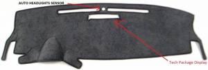 DashCare - Acura RDX 2007-2012 -  DashCare Dash Cover - Image 2