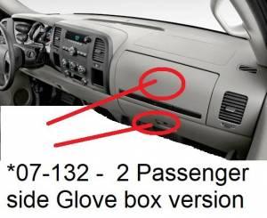 DashCare - 2014 Chevrolet Silverado 2500 3500 Pickup - DashCare Dash Cover - Image 5