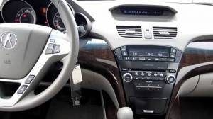 DashCare - Acura MDX 2007-2013 - DashCare Dash Cover - Image 2