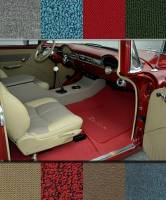 Interior Accessories - Replacement Carpet / Vinyl Flooring