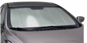 Intro-Tech Automotive - Intro-Tech Acura Integra (90-93) Premier Folding Sun Shade AC-01