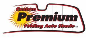 Intro-Tech Automotive - Intro-Tech Acura TL (99-03) Premier Folding Sun Shade AC-12 - Image 5